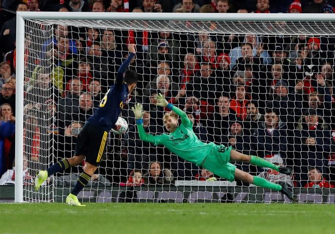 Rượt đuổi 10 bàn thắng, Liverpool hạ Arsenal ở cúp Liên đoàn - Ảnh 6.