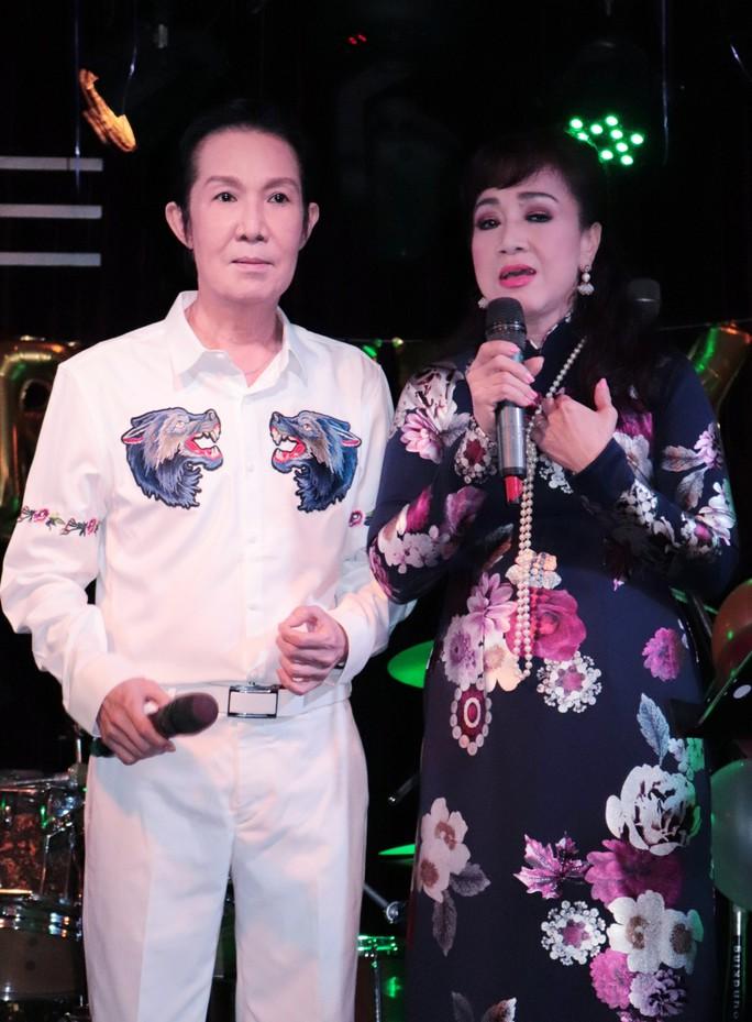NSƯT Vũ Linh: Phương Hồng Thủy là cô đào tình tứ nhất - Ảnh 2.