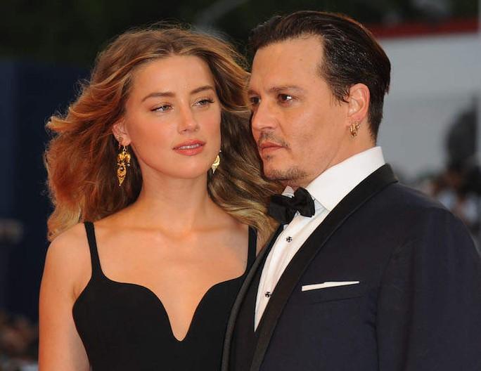 """Amber Heard tố Johnny Depp chi tiền """"bịt miệng"""" nhân chứng - Ảnh 1."""