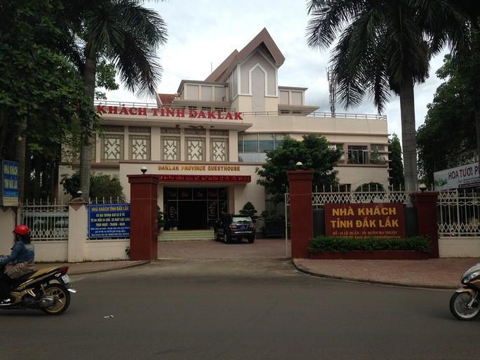 Đuổi việc, cách chức 2 nữ trưởng và phó phòng ở Tỉnh ủy Đắk Lắk - Ảnh 2.