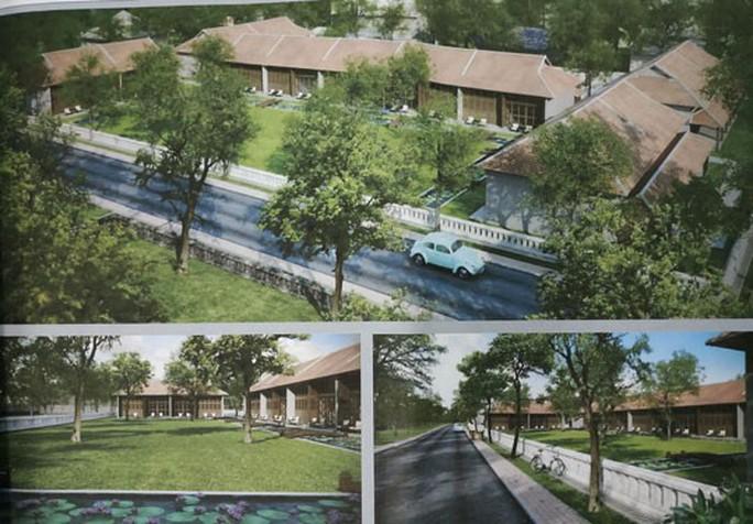 Dự án khu nghỉ dưỡng 6 sao cạnh Đại nội Huế: Cần tuân thủ luật - Ảnh 1.