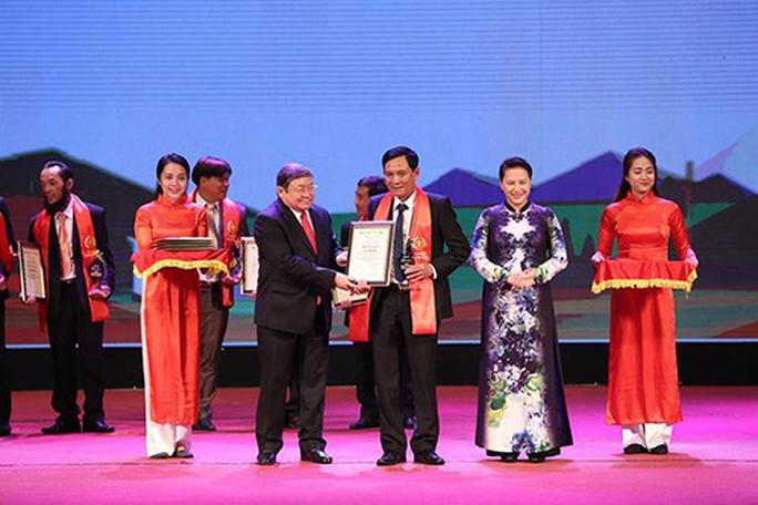 Tuyên dương 63 nông dân Việt Nam xuất sắc năm 2019 - Ảnh 1.