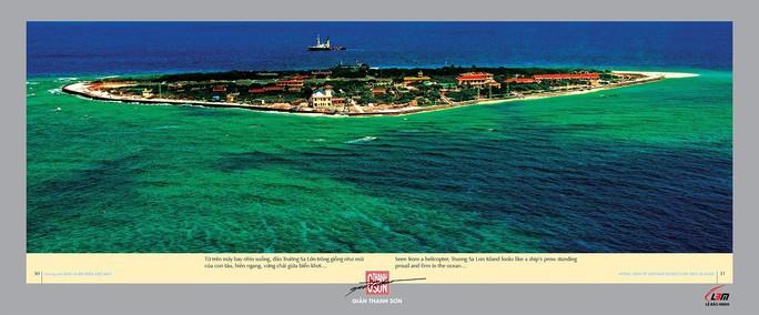 Đảo và bờ biển Việt Nam của Giản Thanh Sơn: Mỗi hòn đảo như một trái tim! - Ảnh 5.