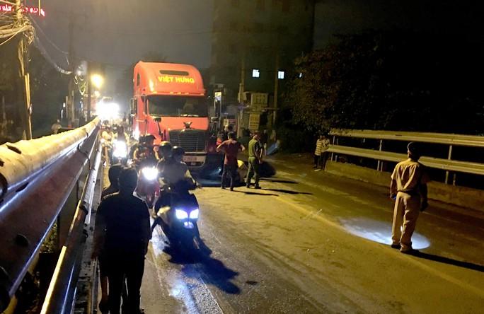 TP HCM: Thêm một người thiệt mạng trên con đường tử thần Nguyễn Duy Trinh - Ảnh 1.