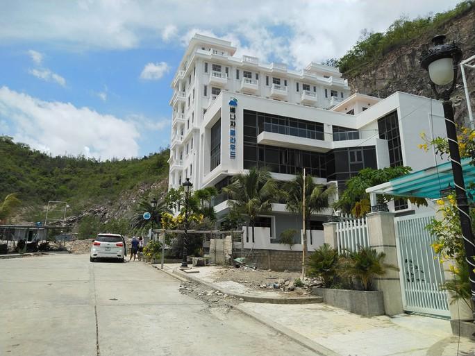 Vụ hàng loạt biệt thự Ocean View Nha Trang xây trái phép: Xử lý bằng được thì thôi - Ảnh 2.