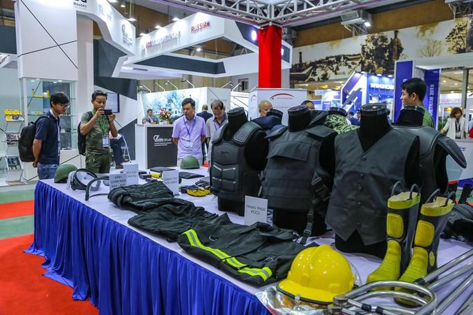 Cận cảnh dàn vũ khí tối tân tại Triển lãm quốc tế về quốc phòng và an ninh DSE Vietnam 2019 - Ảnh 10.