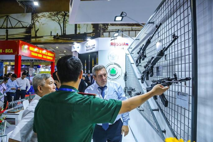 Cận cảnh dàn vũ khí tối tân tại Triển lãm quốc tế về quốc phòng và an ninh DSE Vietnam 2019 - Ảnh 5.