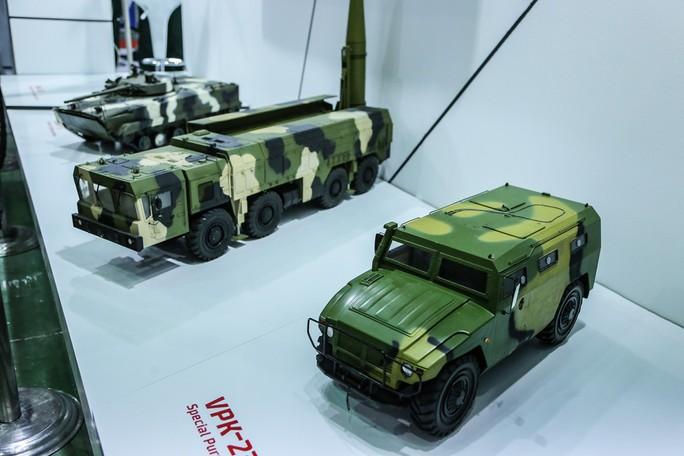 Cận cảnh dàn vũ khí tối tân tại Triển lãm quốc tế về quốc phòng và an ninh DSE Vietnam 2019 - Ảnh 13.