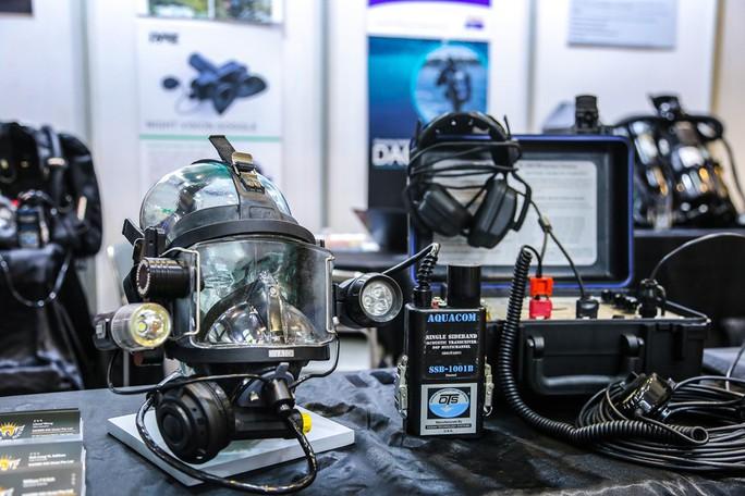 Cận cảnh dàn vũ khí tối tân tại Triển lãm quốc tế về quốc phòng và an ninh DSE Vietnam 2019 - Ảnh 7.