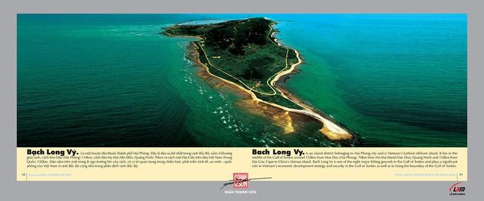 Đảo và bờ biển Việt Nam của Giản Thanh Sơn: Mỗi hòn đảo như một trái tim! - Ảnh 4.