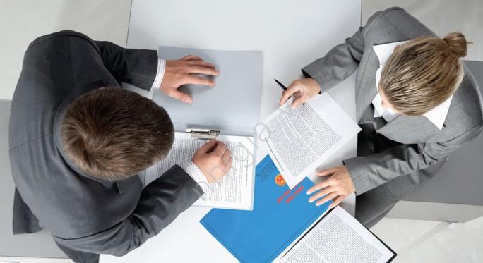 Khi được tuyển dụng cần chú ý các loại hợp đồng lao động - Ảnh 1.