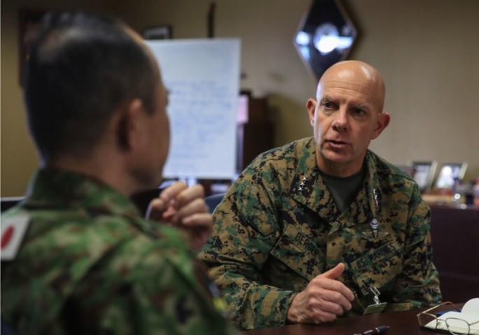 Tướng Mỹ cảnh báo mối đe dọa lâu dài từ Trung Quốc - Ảnh 1.