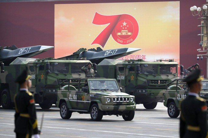 Tướng Mỹ cảnh báo mối đe dọa lâu dài từ Trung Quốc - Ảnh 2.