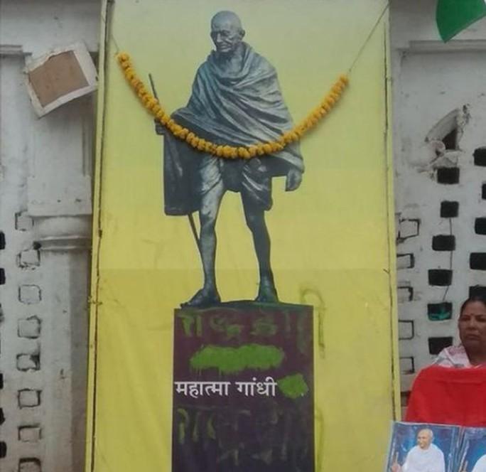 Tro cốt của Mahamat Gandhi bị đánh cắp trong sinh nhật thứ 150 - Ảnh 1.