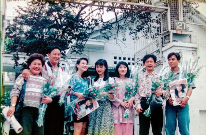Giải Mai Vàng 25 năm: Kỳ nữ Kim Cương nhớ Lê Công Tuấn Anh - Ảnh 1.