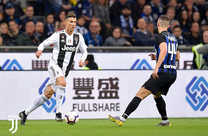 Inter Milan - Juventus: Đại chiến d'Italia - Ảnh 1.