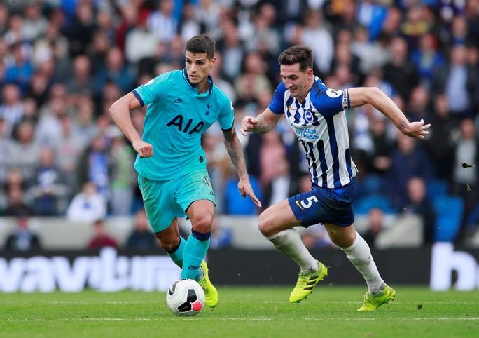 Thua trắng Brighton 0-3, Tottenham nỗi buồn chồng chất - Ảnh 1.