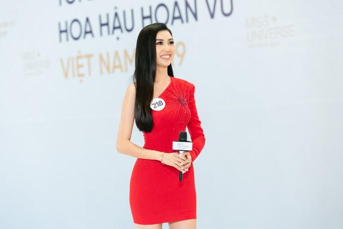 Thúy Vân bị cảnh cáo ở Hoa hậu Hoàn vũ Việt Nam 2019 - Ảnh 1.