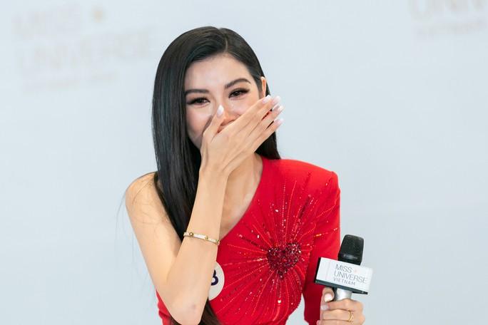 Thúy Vân bị cảnh cáo ở Hoa hậu Hoàn vũ Việt Nam 2019 - Ảnh 4.