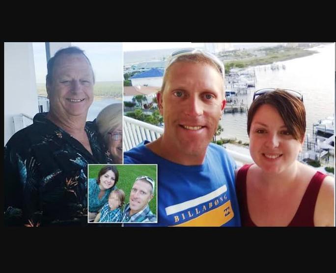 Con rể bị bắn chết khi làm cha vợ ngạc nhiên trong ngày sinh nhật - Ảnh 1.