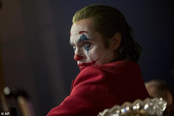 Một số khán giả hoảng sợ vì Joker - Ảnh 1.