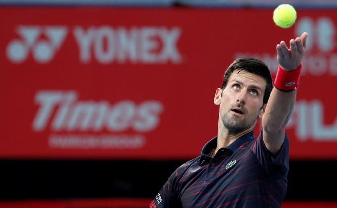 Giành chiến thắng thứ 46 trong năm, Djokovic vô địch Nhật Bản mở rộng - Ảnh 3.