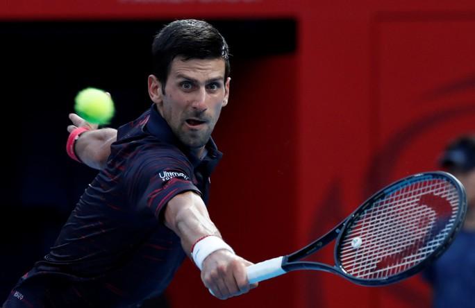 Giành chiến thắng thứ 46 trong năm, Djokovic vô địch Nhật Bản mở rộng - Ảnh 7.