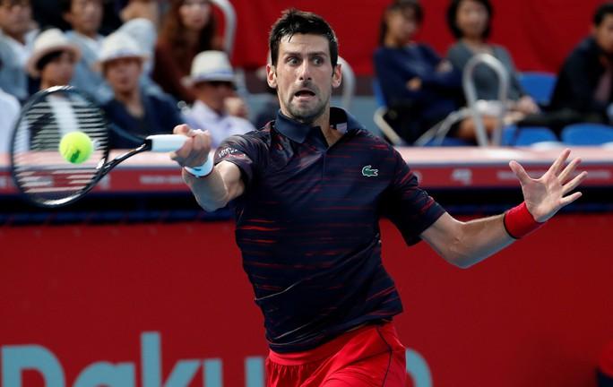 Giành chiến thắng thứ 46 trong năm, Djokovic vô địch Nhật Bản mở rộng - Ảnh 6.