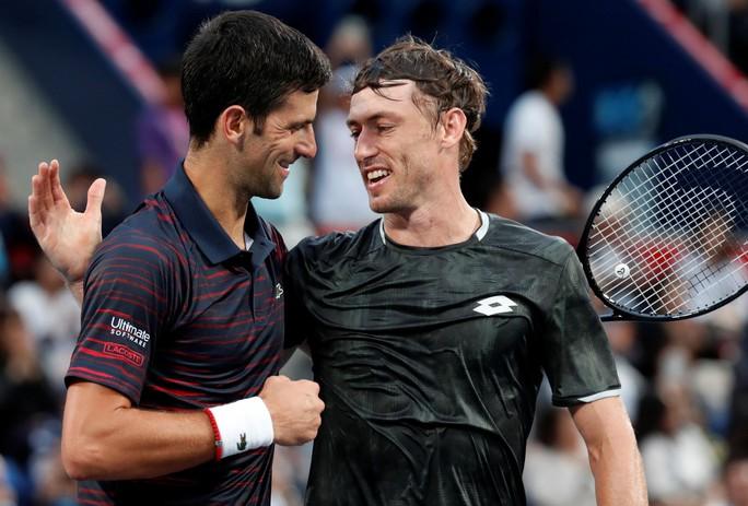 Giành chiến thắng thứ 46 trong năm, Djokovic vô địch Nhật Bản mở rộng - Ảnh 1.