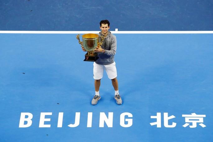 Vô địch China Open 2019, Dominic Thiem có danh hiệu thứ 4 trong năm 2019 - Ảnh 2.