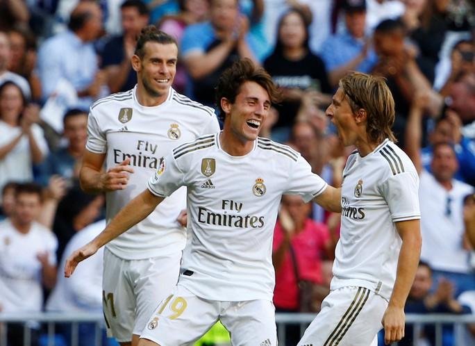 Giải mã hiện tượng, Real Madrid vững ngôi đầu La Liga - Ảnh 5.