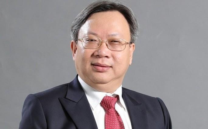Ông Vũ Quang Lãm làm Chủ tịch HĐQT Saigonbank - Ảnh 1.