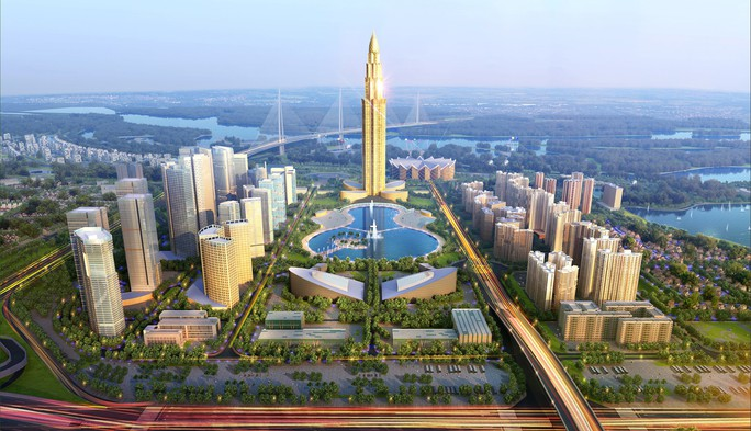 Thủ tướng dự lễ động thổ dự án thành phố thông minh gần 4,2 tỉ USD - Ảnh 2.