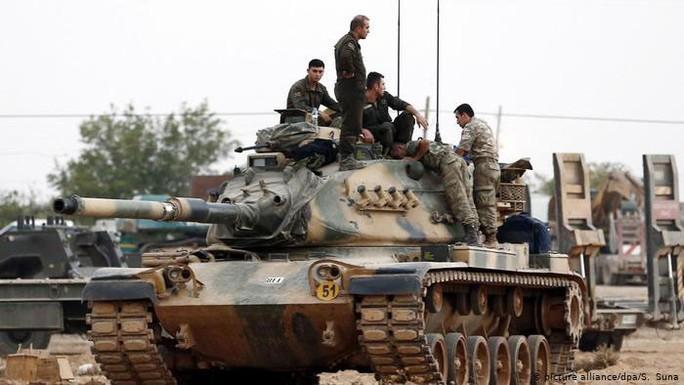 Tham vọng của Thổ Nhĩ Kỳ ở Syria - Ảnh 1.