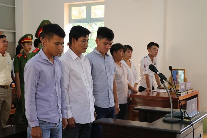 Tuyên án vụ dùng nhục hình đánh chết phạm nhân tại Trại giam Long Hòa Long An  - Ảnh 1.