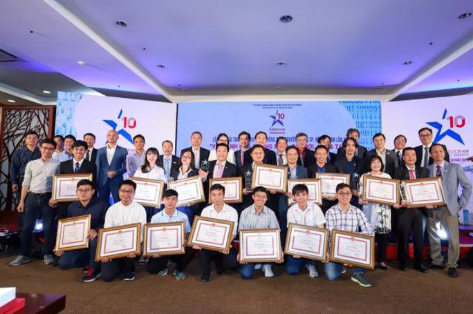 Gia hạn giải thưởng Công nghệ thông tin - Truyền thông TP HCM - Ảnh 1.