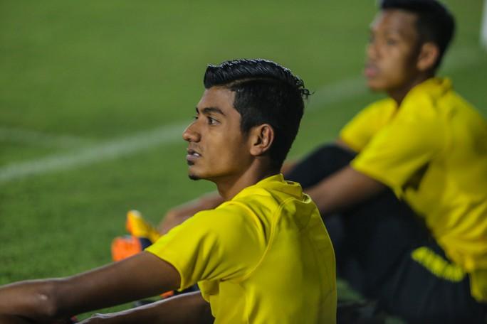 Đội tuyển Malaysia giấu bài trong buổi tập đầu tiên tại Việt Nam - Ảnh 5.