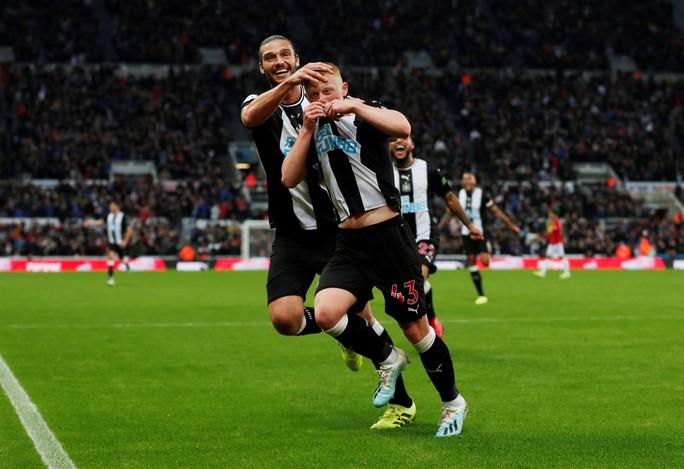 Man United gục ngã trước Newcastle - Ảnh 3.