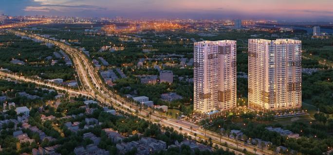 Dự án căn hộ có tiềm năng sinh lợi hấp dẫn - Ảnh 1.