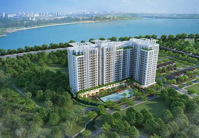 Dự án căn hộ có tiềm năng sinh lợi hấp dẫn - Ảnh 2.