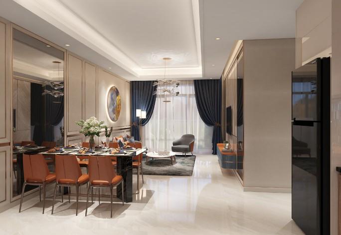 Dự án căn hộ có tiềm năng sinh lợi hấp dẫn - Ảnh 3.