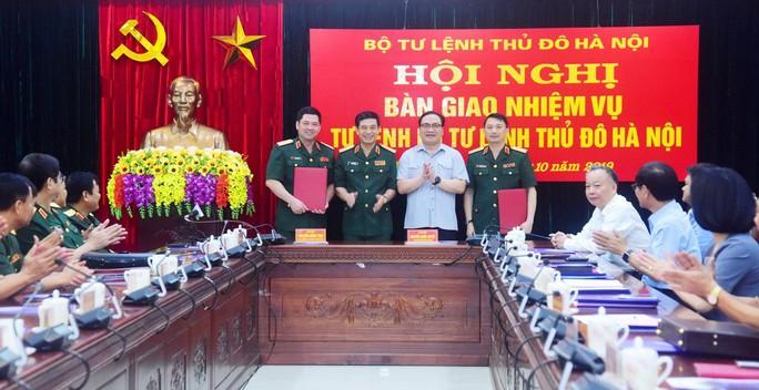 Điều động, bổ nhiệm 5 tướng lĩnh quân đội trong các vị trí Tư lệnh Quân khu - Ảnh 1.