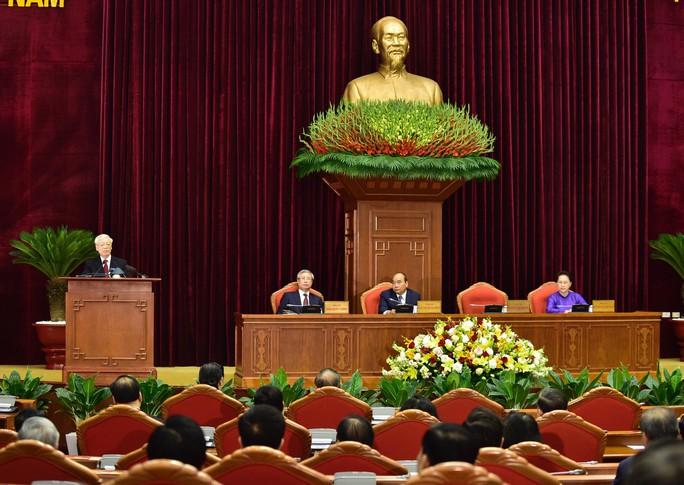 Tổng Bí thư, Chủ tịch nước đề nghị Trung ương phân tích, dự báo về tình hình Biển Đông - Ảnh 2.