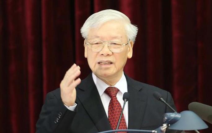 Tổng Bí thư, Chủ tịch nước đề nghị Trung ương phân tích, dự báo về tình hình Biển Đông - Ảnh 1.