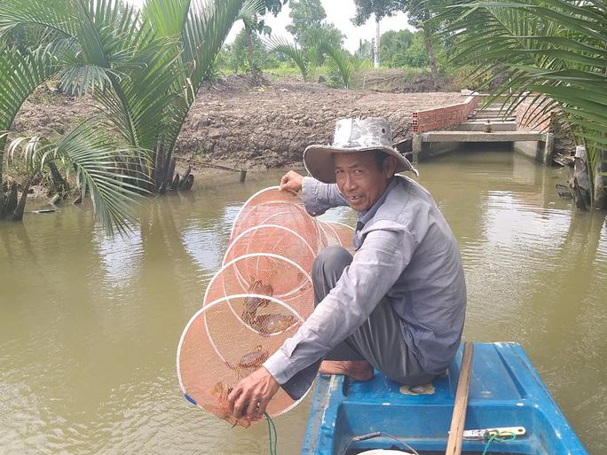 Trong 10 năm, thu nhập của người dân nông thôn ở Cà Mau tăng hơn 2 lần - Ảnh 2.
