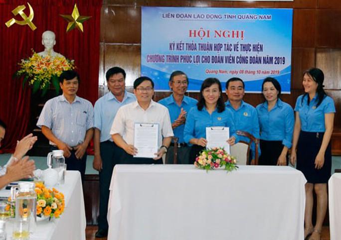 Quảng Nam: Đoàn viên hưởng lợi từ các chương trình phúc lợi - Ảnh 1.