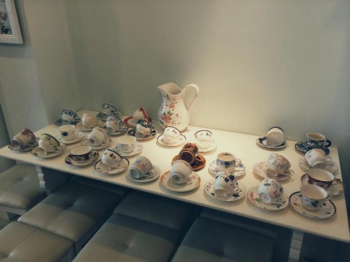 Những tiệm trà chiều cực chất ở TP HCM - Ảnh 4.