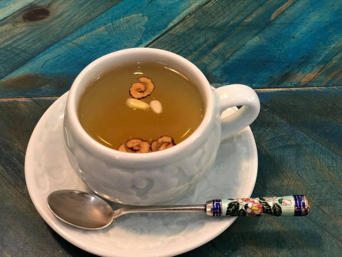 Những tiệm trà chiều cực chất ở TP HCM - Ảnh 8.