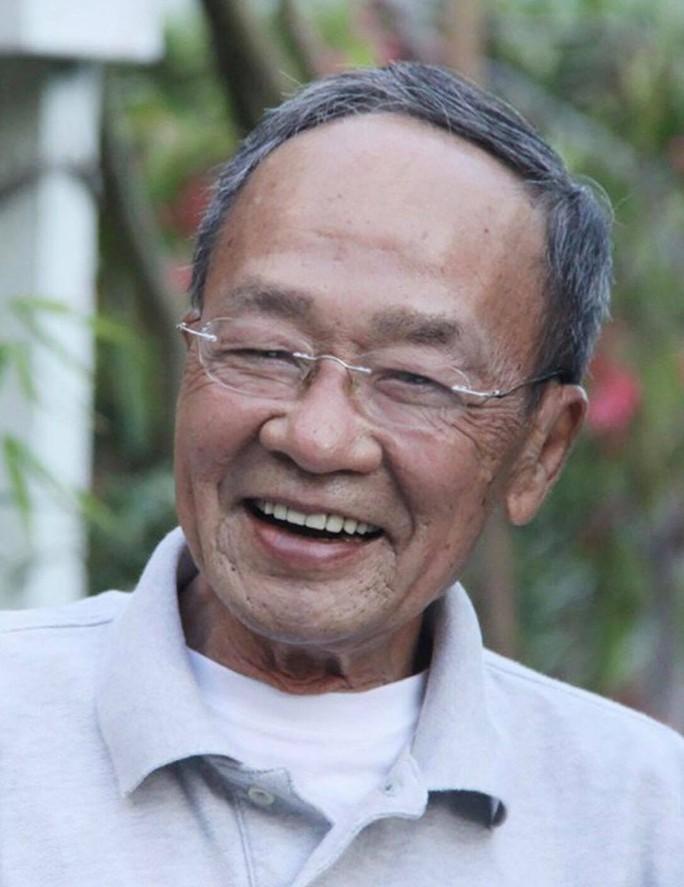 Tác giả Khúc thụy du - nhà thơ Du Tử Lê qua đời - Ảnh 1.