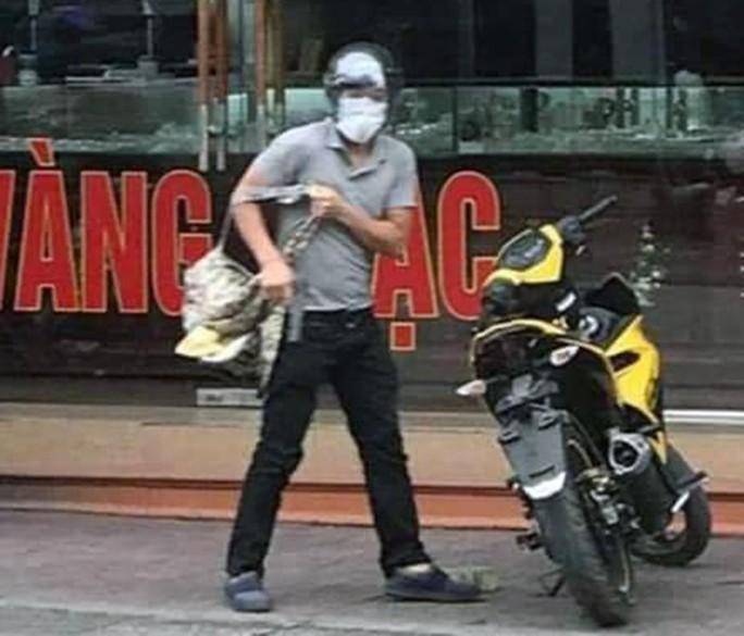 Thông tin chi tiết về vụ cướp tiệm vàng Lương Oanh, nghi phạm đang sống tại Hải Phòng - Ảnh 2.